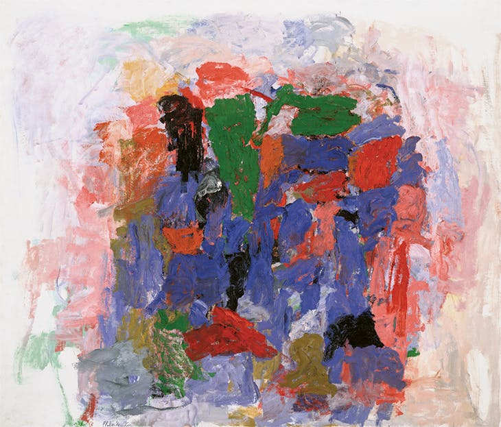 Native's Return (1957), Philip Guston. Phillips Collection, Washington, D.C.