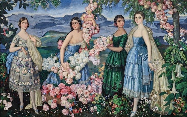 Flores Mexicanas (1914–29), Alfredo Ramos Martinez.