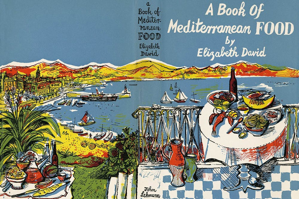 Lads and lobsters – John Minton's food illustrations | Apollo Magazine