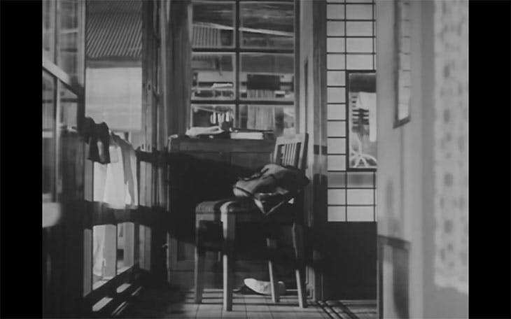 Everything Flows – distance (still; 2020), Yuko Mohri.
