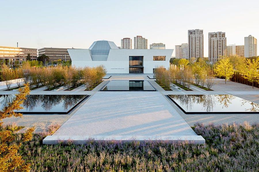 The Aga Khan Museum in Toronto.