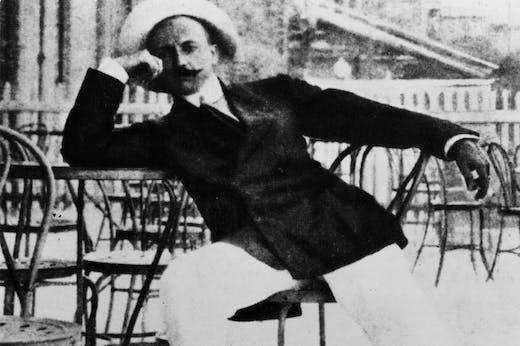 F.T. Marinetti (1876–1944).