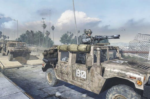 The Humvees of Call of Duty.