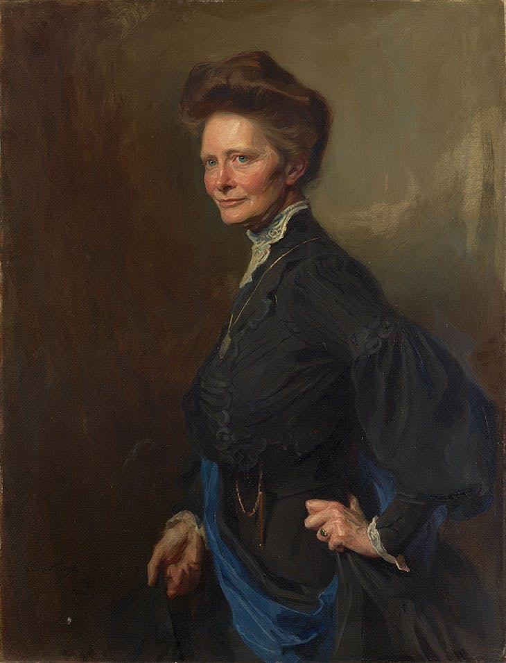 Emily Penrose (1907), Philip de László. Royal Holloway, University of London