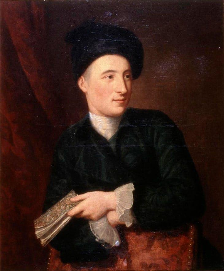 Dr Matthew Maty (1754), Barthelemy Dupan.
