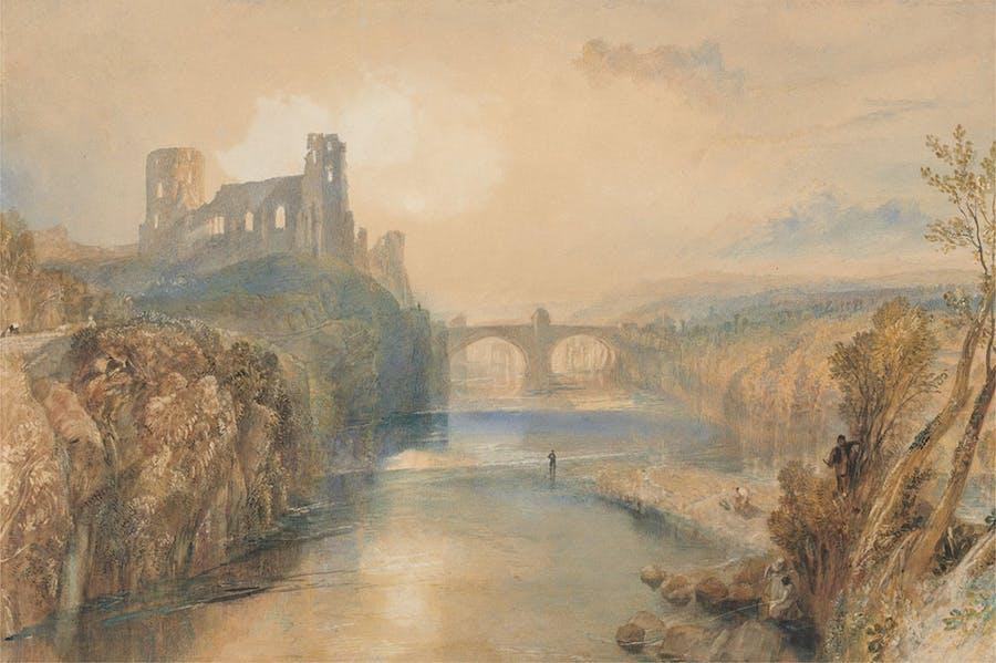 Barnard Castle (c. 1825), J.M.W. Turner