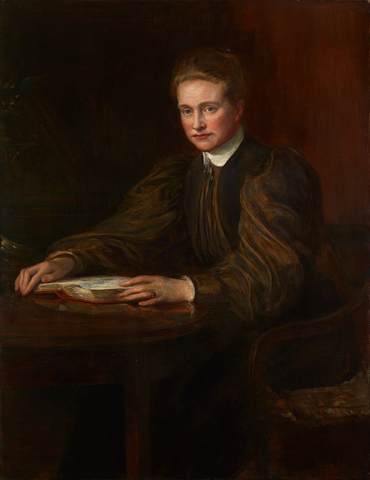 Millicent Fawcett (1898), Theodore Blake Wirgman. Royal Holloway, University of London
