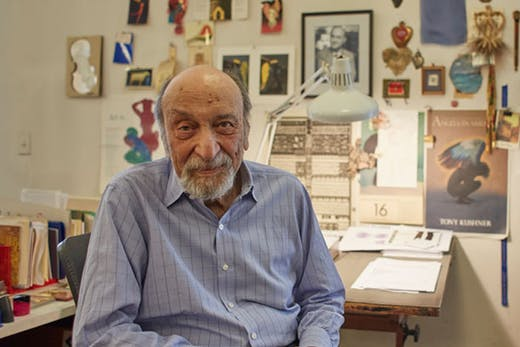 Milton Glaser. Photo: Maria Spann