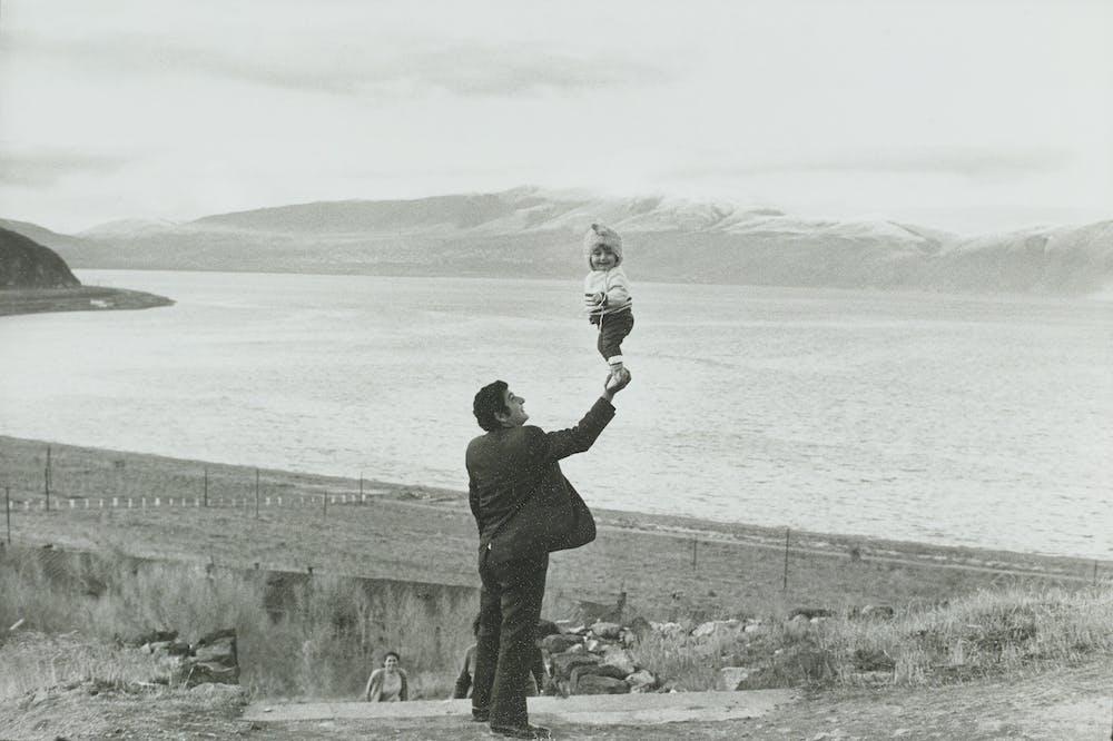 Lac Sevan, Arménie, URSS, 1972 (1972/73), Henri Cartier-Bresson.