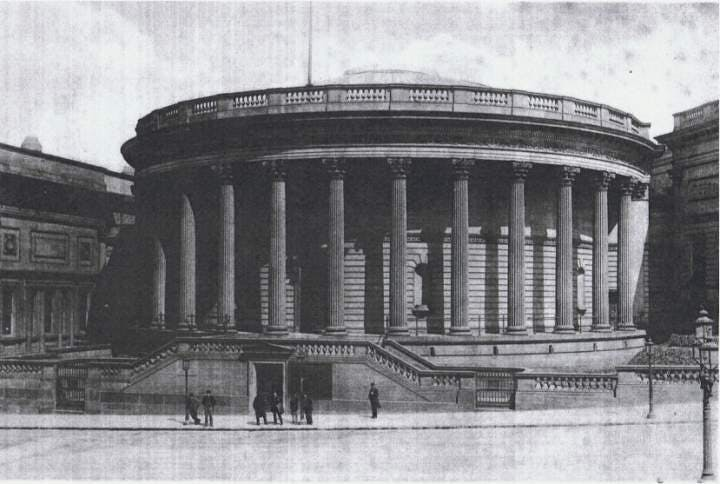 The Picton Reading Room, Liverpool, designed by Cornelius Sherlock and built in 1875–89.