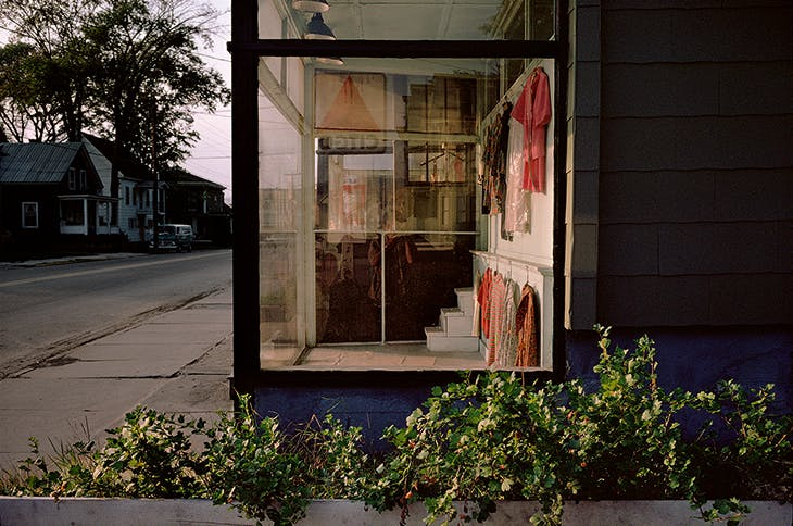 From Transparencies: Small Camera Works 1971–1979 by Stephen Shore (MACK).