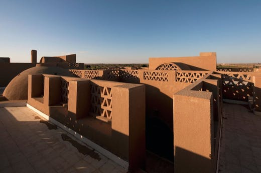 New Baris, a village in Egypt designed by Hassan Fathy (1900–89) and partly built in 1965–67.