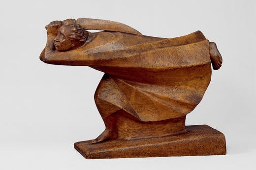 The Avenger (1922), Ernst Barlach.