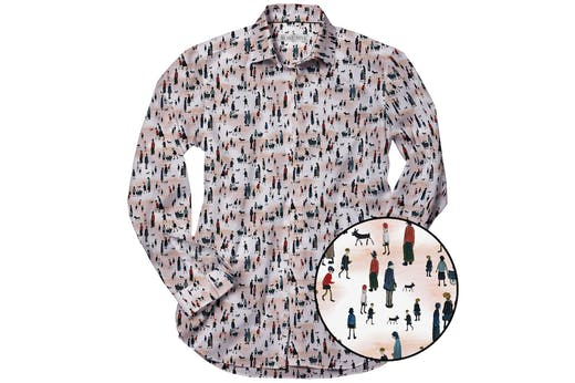 'Lowry Shirt' by Blake Mill