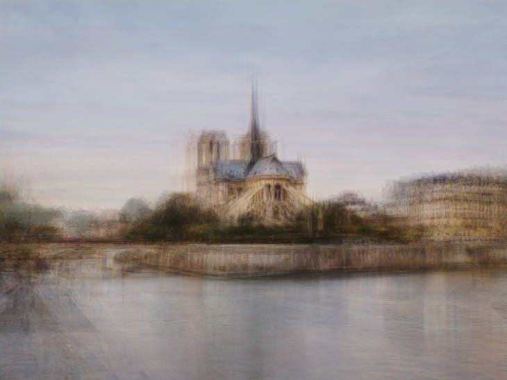Paris (04) (2017; from the series Photo Opportunities/Paris, 2005-ongoing), Corinne Vionnet.