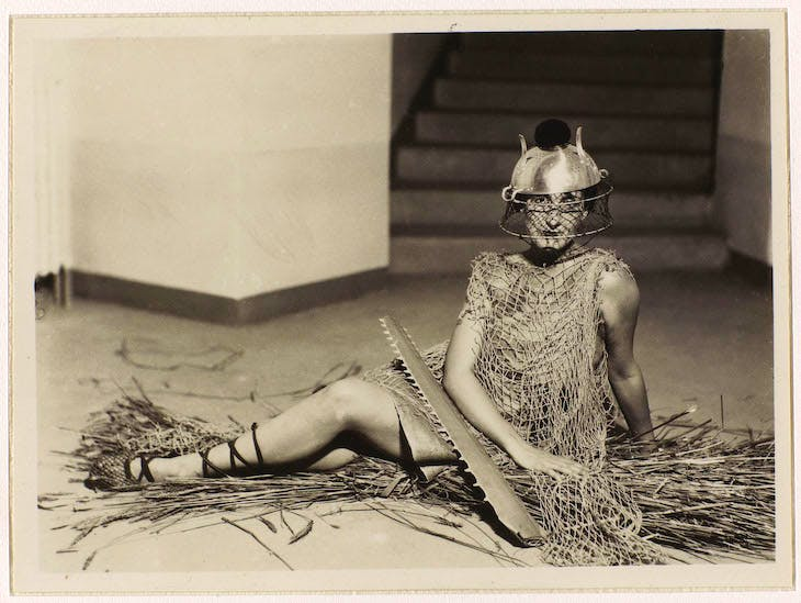 Ball at the Château des Noailles (c. 1929), Man Ray.