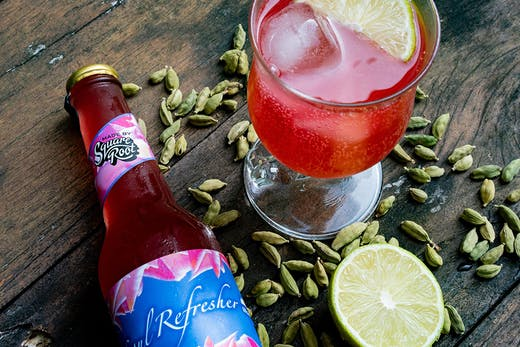 Soul Refresher (Mountain Rose Soda) (2020), Abbas Zahedi.