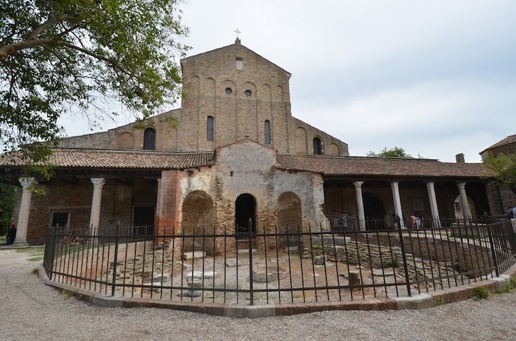 The church of Santa Maria Assunta, Torcello