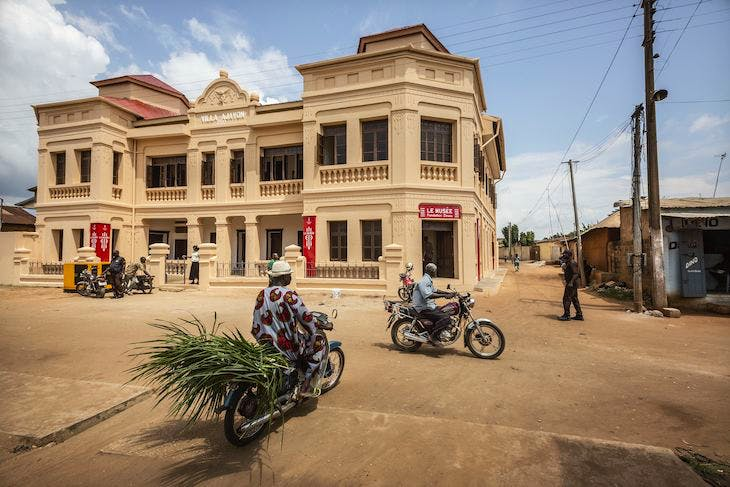 The Museum of Contemporary Art, Ouidah.