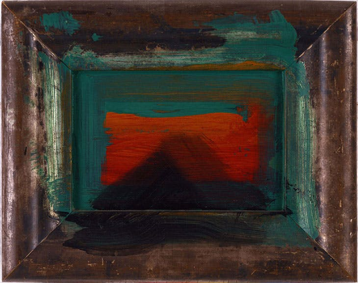A Pyramid for Antony (1986–88), Howard Hodgkin