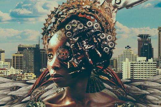 Untitled (Jua Kali Series)(2014), Tahir Carl Karmali