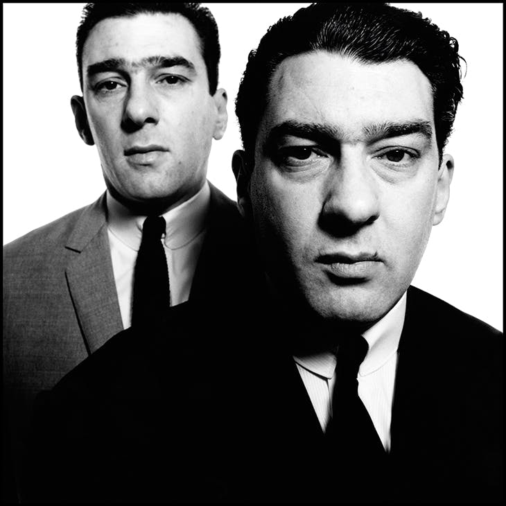 David Bailey, 'The Krays for the Sunday Times'