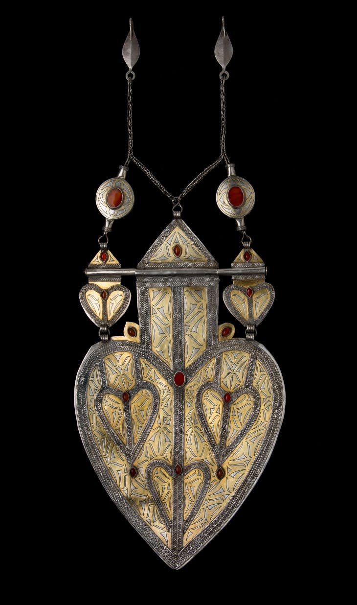 Dorsal Ornament (late 19th to early 20th century), Turkmenistan (Teke).
