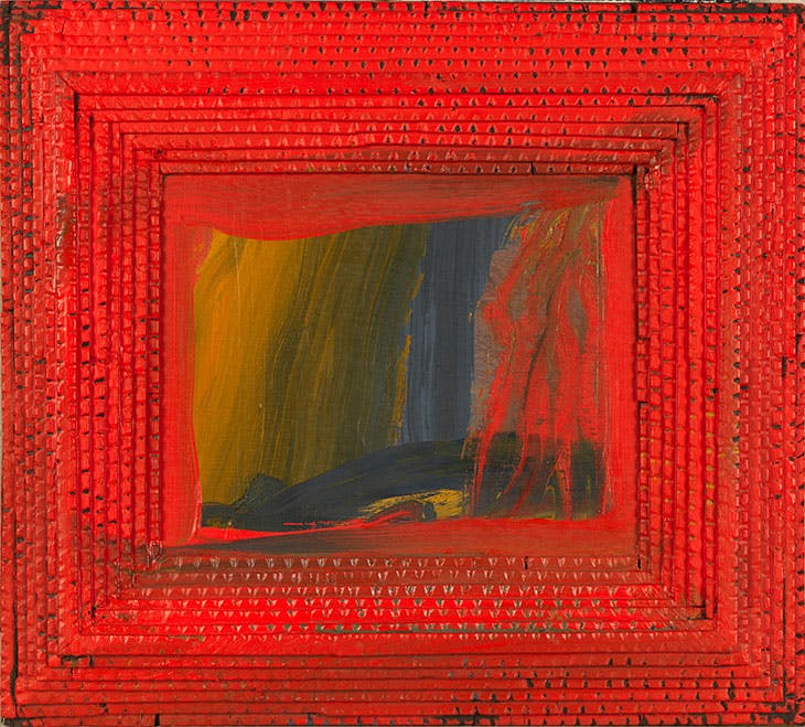 Chinoiserie (1994–97), Howard Hodgkin.