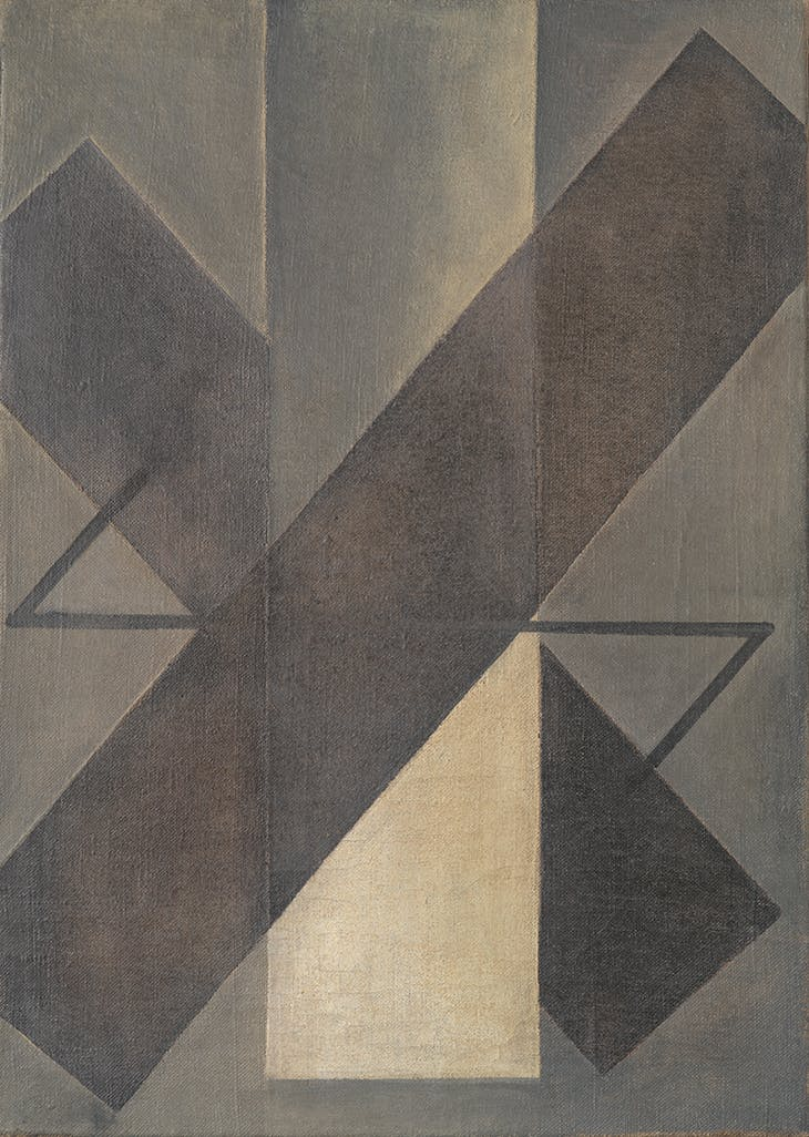 (1921/22), previously attributed to Kliment Redko. Museum Ludwig, Cologne. Photo: Rheinisches Bildarchiv, Cologne
