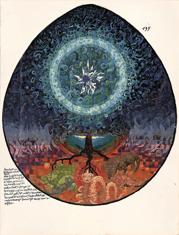 The Tree of Life (1922), C.G. Jung