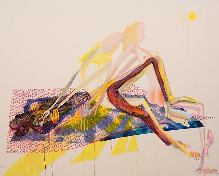 Lay Yer Burden Down (2020), Christina Quarles