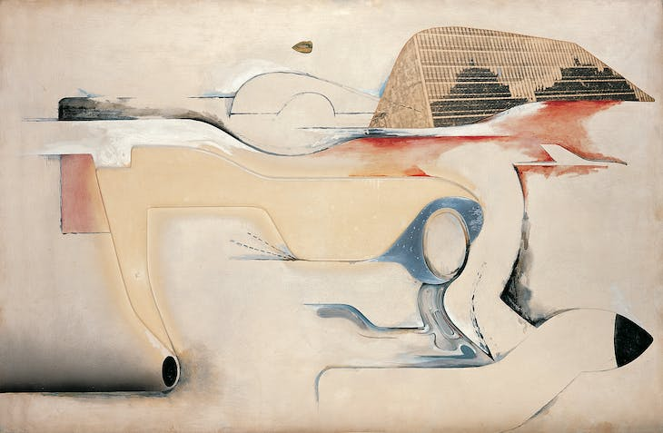 Hers is a Lush Situation (1958), Richard Hamilton.