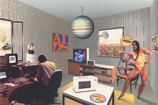 Just what is it that makes today's homes so different? (1992), Richard Hamilton.