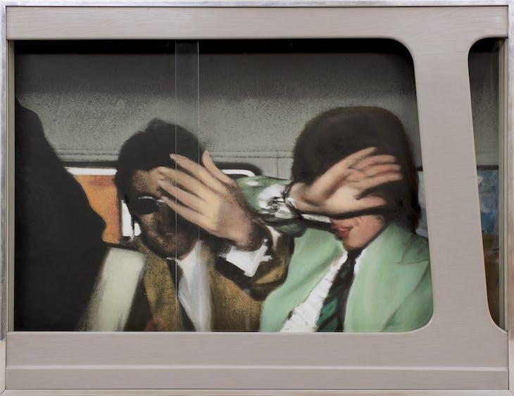 Swingeing London '67 (1968), Richard Hamilton.
