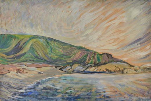 Untitled (Finlayson Point) (early 1930s), Emily Carr.