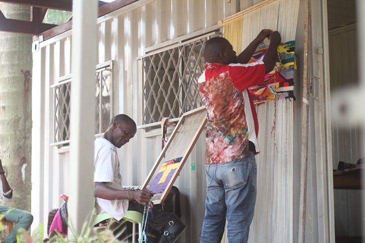 Courtesy 32° East   Ugandan Arts Trust