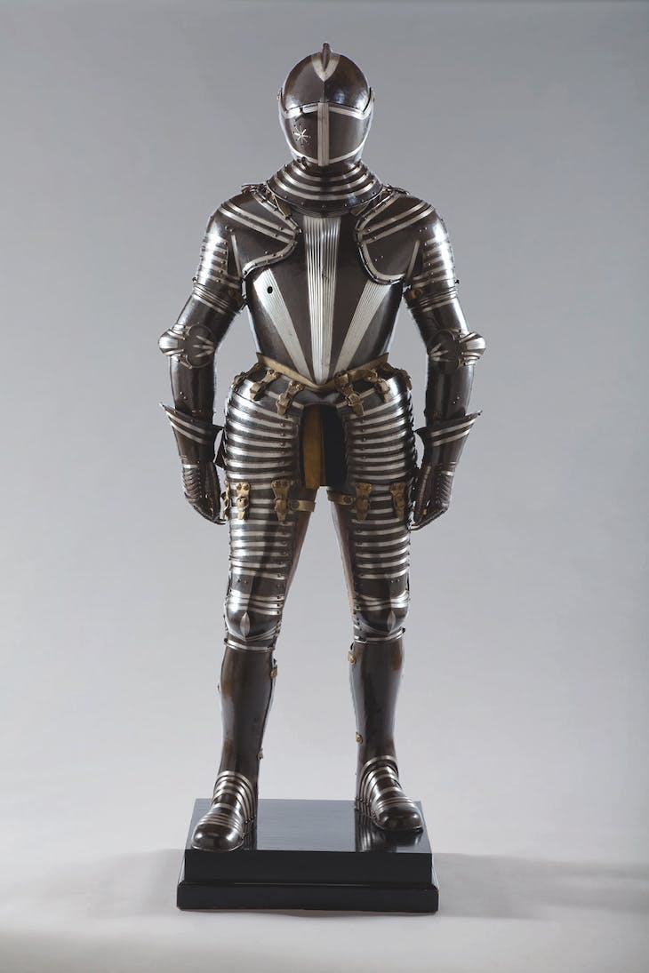 Field Armour (1600–10), Florence.