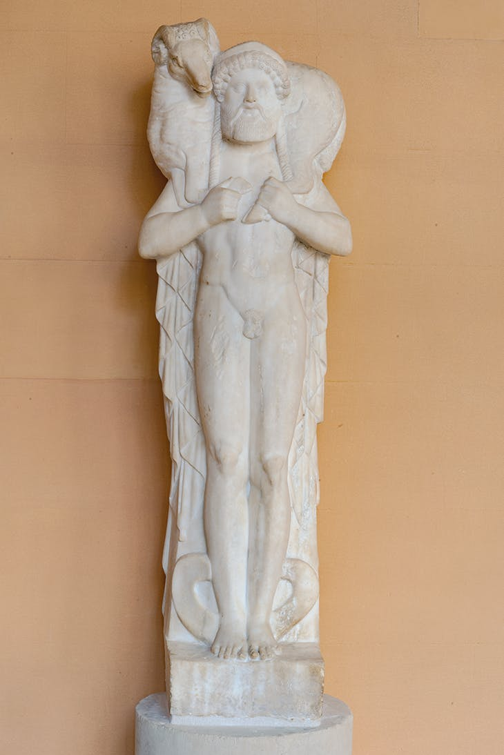 Hermes (c. late first century BC/early first century AD), Roman. Wilton House, Wiltshire.