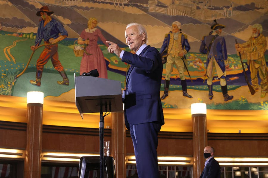 Will Biden's administration keep the arts in the picture?