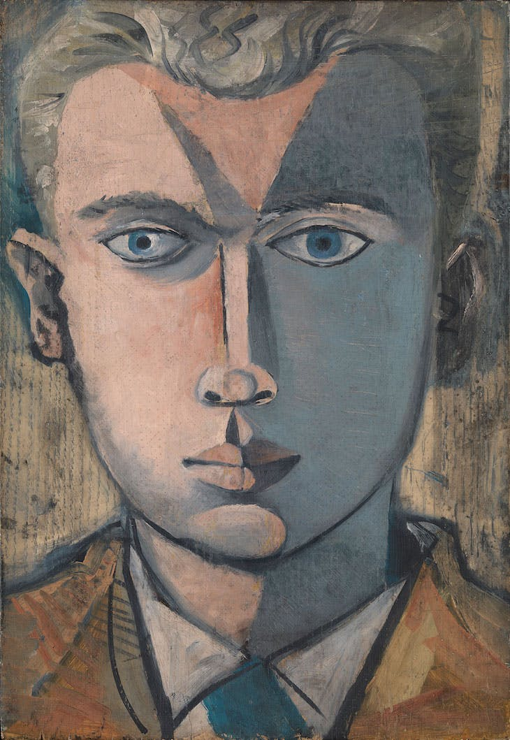 Head of Man (1948), John Craxton.