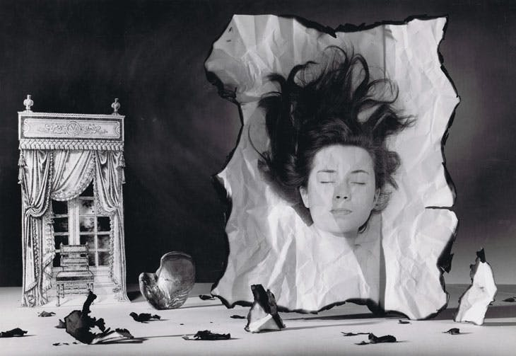 Patricia Highsmith (1942), Rolf Tietgens.