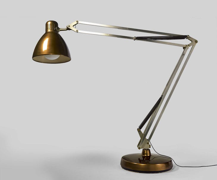Moloch Floor Lamp (1971), designed by Gaetano Pesce.