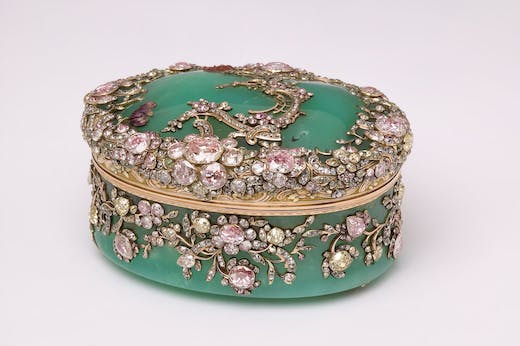 Snuff box (c. 1765), Berlin.