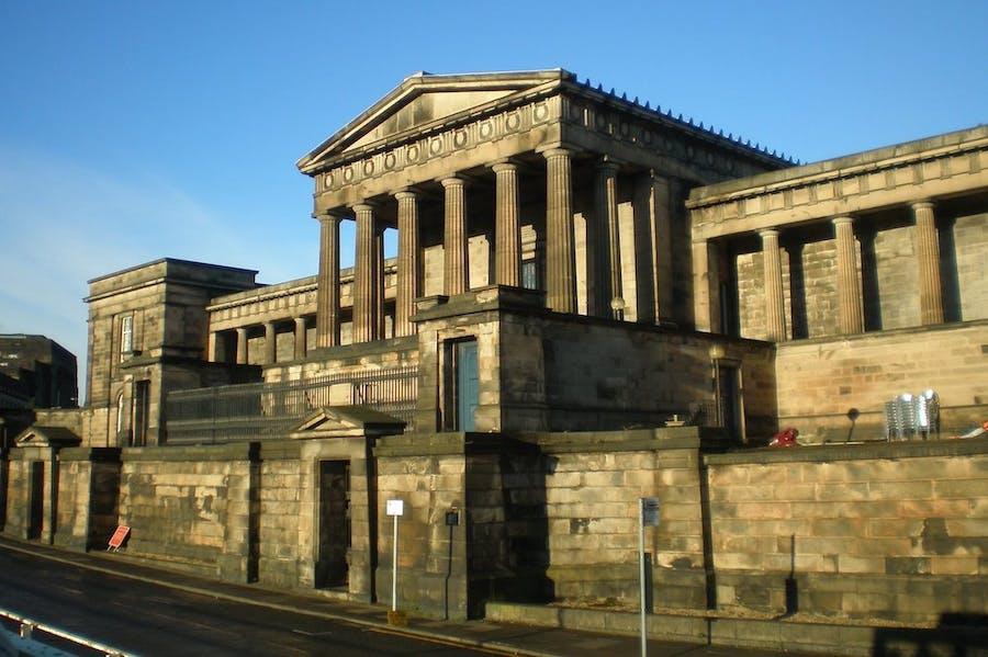 The old Royal High School, Edinburgh.