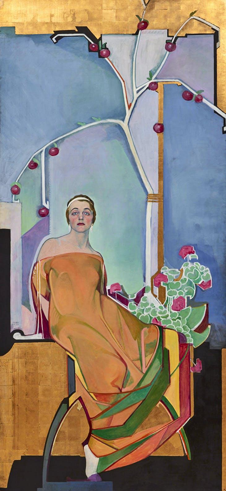 In Exaltation of Flowers (Rose-Geranium) (1913), Edward Steichen.
