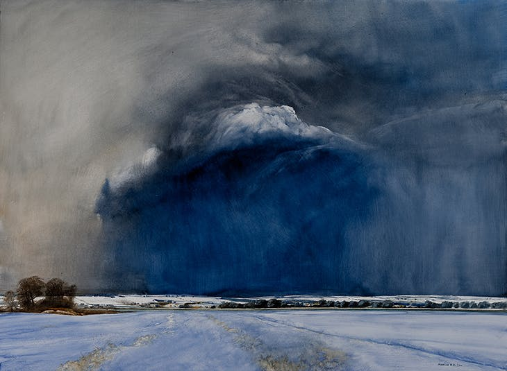 Approaching Storm Photo: © James Morrison/Eye of the Storm
