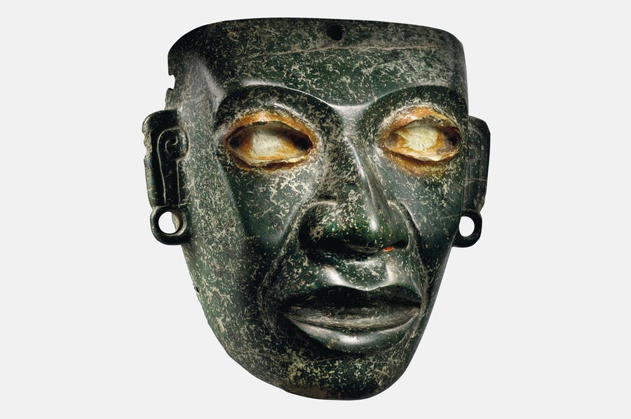 A Teotihuacán mask sold at Christie's Paris in February for €437,500
