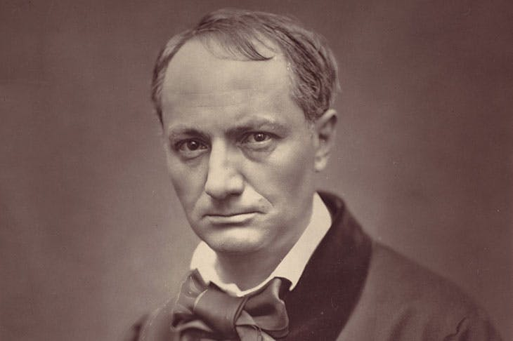 Charles Baudelaire (c. 1863), Etienne Carjat. Metropolitan Museum of Art, New York