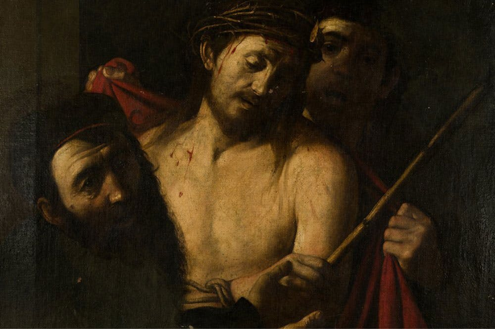 A detail of the possible Cavaraggio