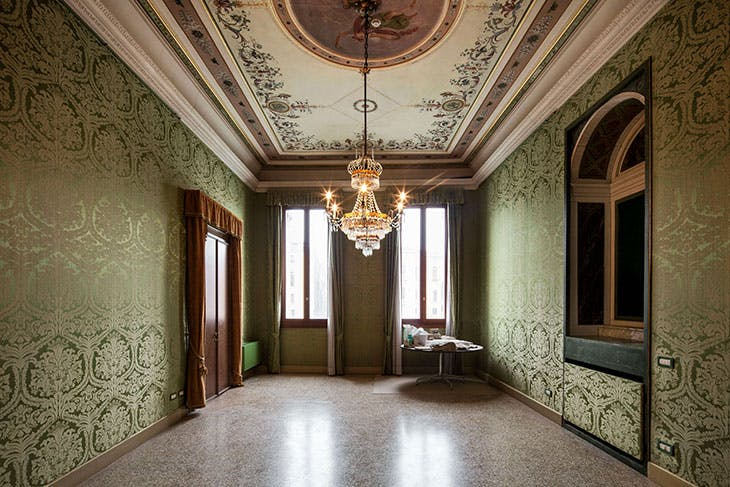 Palazzo Vendramin Grimani (2021), Patrick Tourneboeuf.